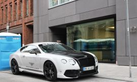 Bentley Continental GT Body kit - carbon edition