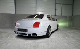 MANSORY Bentley Continental Flying Spur / Speed Exhaust Systems