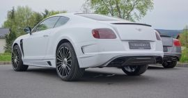 MANSORY Bentley Continental GT/GTC (SANGUIS) Exhaust Systems