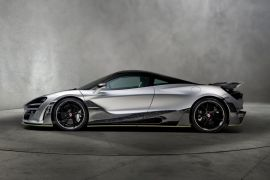 MANSORY McLaren 720S Wheels