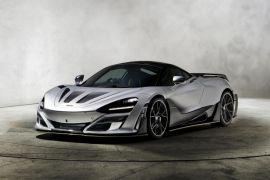 MANSORY McLaren 720S Aerodynamics