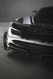MANSORY McLaren 720S Exhaust systems
