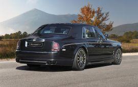 MANSORY Rolls-Royce Phantom series I and II Exhaust System