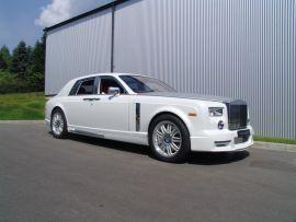 MANSORY Rolls-Royce Phantom series I and II Aerodynamics
