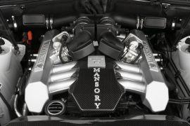 MANSORY Rolls-Royce Phantom series VI and VII Exhaust Systems