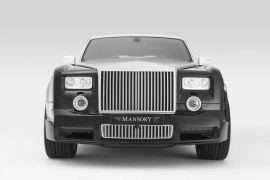 MANSORY Rolls-Royce Phantom series VI and VII Aerodynamics