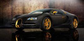 Mansory Bugatti Veyron Aerodynamics