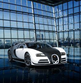 Mansory Bugatti Veyron Linea Vivere Aerodynamics