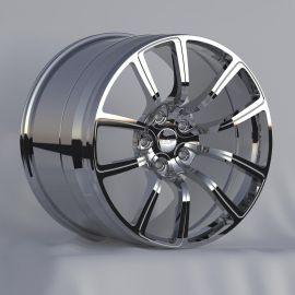Mansory Bugatti Veyron Linea Vivere Wheels