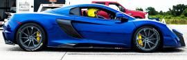 McLaren 650S Aerodynamics
