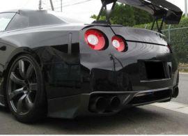 Nissan GTR R35 Carbon Fiber Trunk Spoiler Wing Body Kit