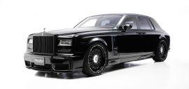 WALD ROLLS ROYCE  PHANTOM SERIES2  'BLACK BISON' BODY KIT
