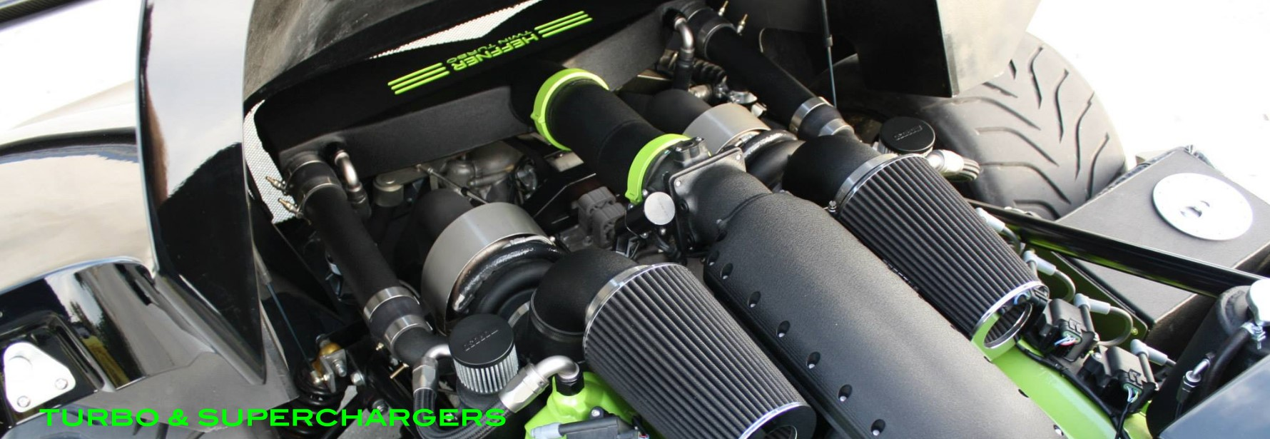 Turbo Superchargers